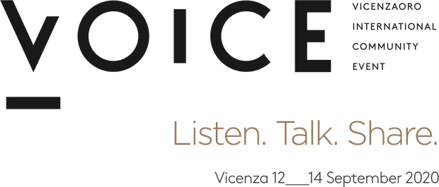 Vicenzaoro VOICE - 12 - 14 september 2020