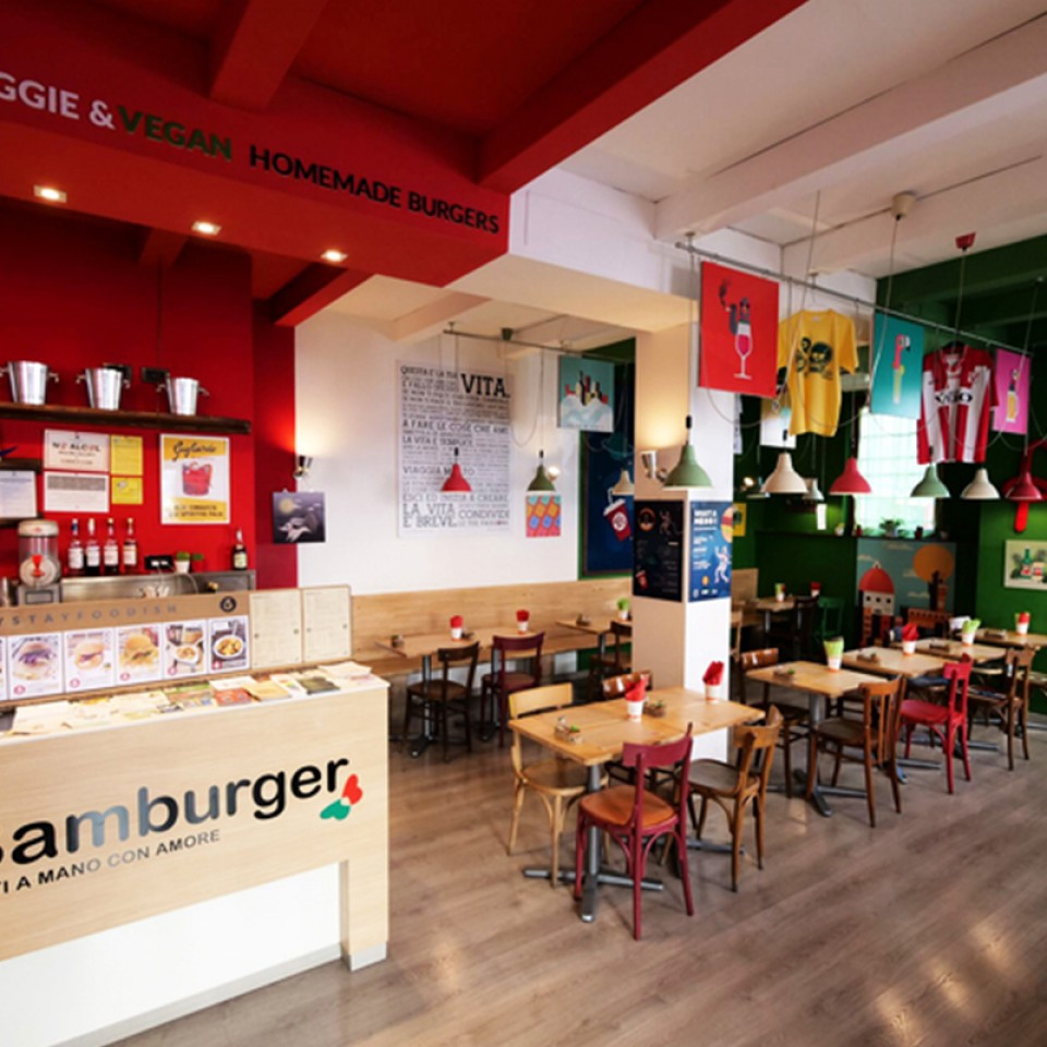 Where to eat, Bamburger - VICENZAORO